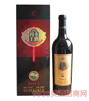 玛卡龙红酒
