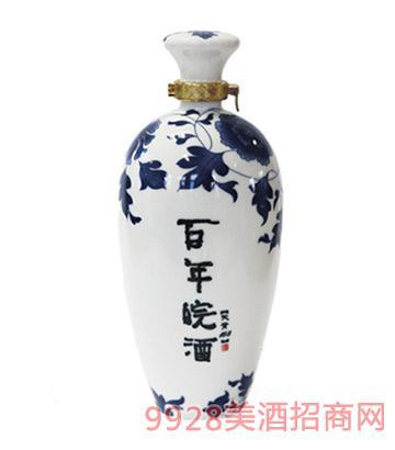 """""""天青168""""百年皖酒(两瓶装)"""