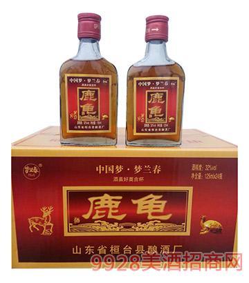 中国梦梦兰春鹿龟酒