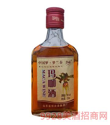 中国梦梦兰春玛咖酒