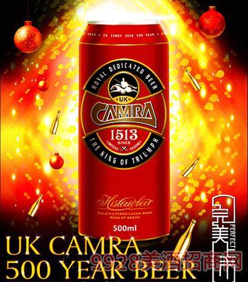 英国凯爵1513啤酒9.3°易拉罐