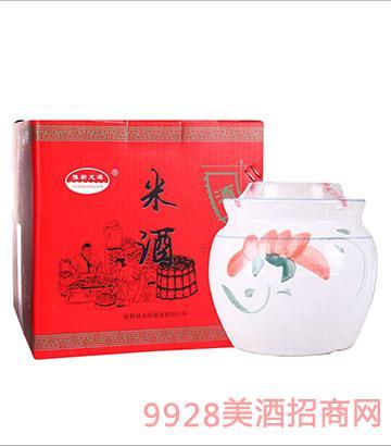 豫新龙潭大坛米酒
