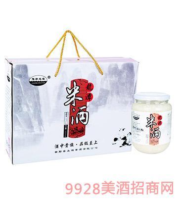 豫新龙潭米酒1x6