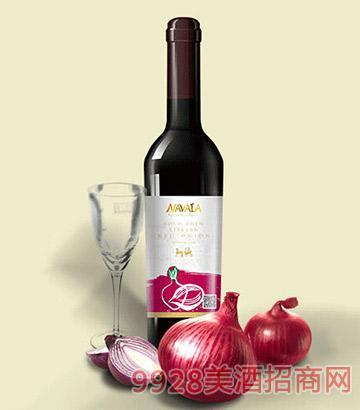 金装臻藏洋葱干红葡萄酒