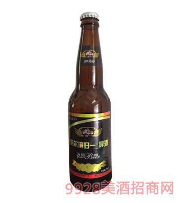 哈尔滨归一啤酒