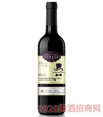 梅洛干红葡萄酒