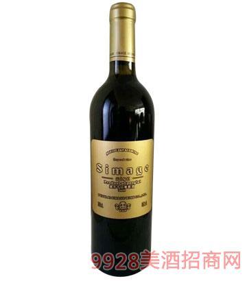 美乐干红葡萄酒