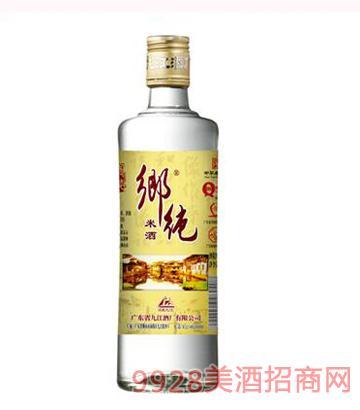 乡纯米酒(精装)