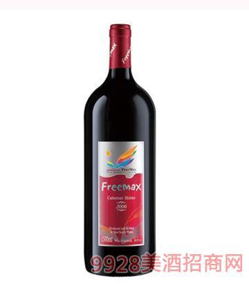 自由红酒1.5L