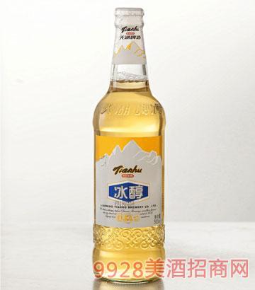8度天湖冰醇啤酒