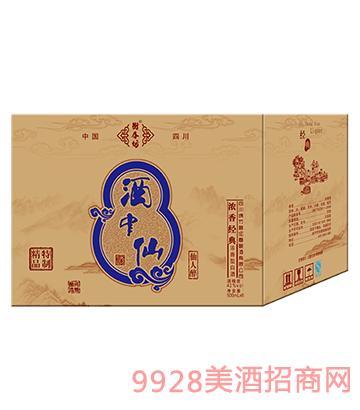 酒中仙仙人醉6盒外箱