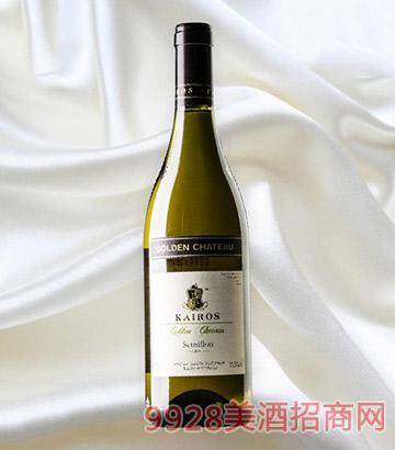 凱路思06年塞米龍干白葡萄酒