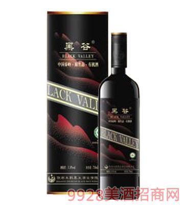 朱鹮黑谷酒珍品黑瓶