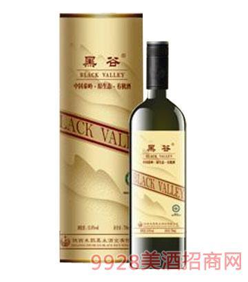 朱鹮黑谷酒珍品白瓶