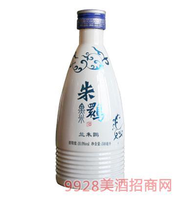 10度衢州兰朱鹮黑米酒