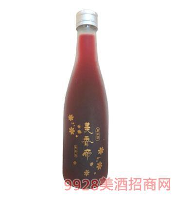 8度美香帝黑米酒(日本)