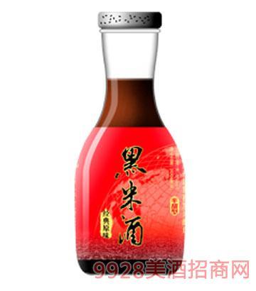 新版红标黑米酒