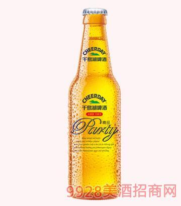 千岛湖啤酒-8度330ml精品