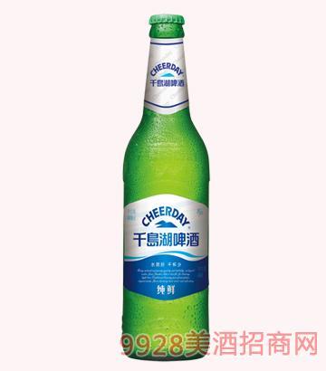 千岛湖啤酒-8度488ml纯鲜