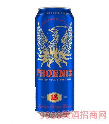 """欧洲进口啤酒凤凰""""PHOENIX""""劲爆烈性黄啤酒"""