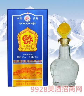 福海醇青稞酒藏红花