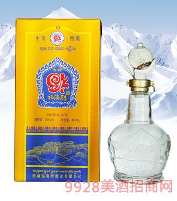 福海醇青稞酒虫草酒