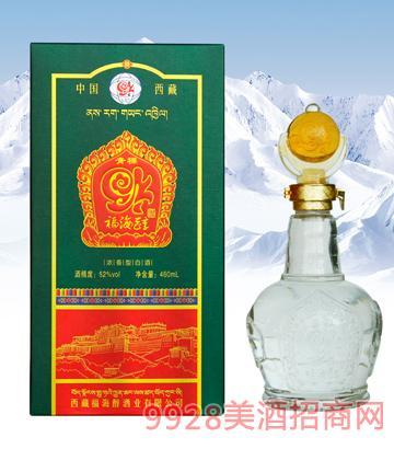 福海醇青稞酒玛咖酒