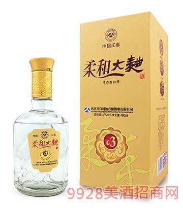 柔和大曲酒柔3