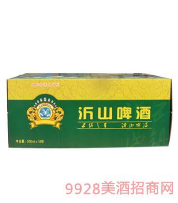 立威沂山啤酒500ml