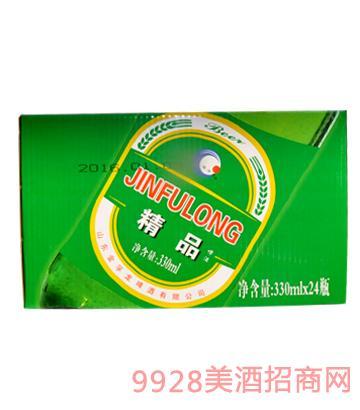 立威精品啤酒330mlx24