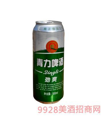 立威青力劲爽啤酒500ml