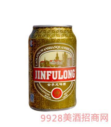 立威金孚龙啤酒330ml
