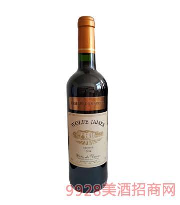法国沃富詹姆斯干红葡萄酒