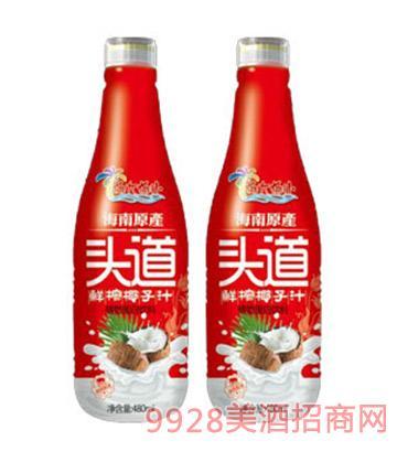 480ml椰大椰小生榨椰子汁