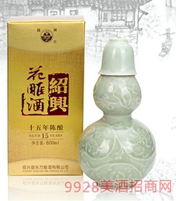 梦里水乡黄酒十五年陈绍兴花雕酒