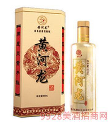 黄河龙酒商务酒