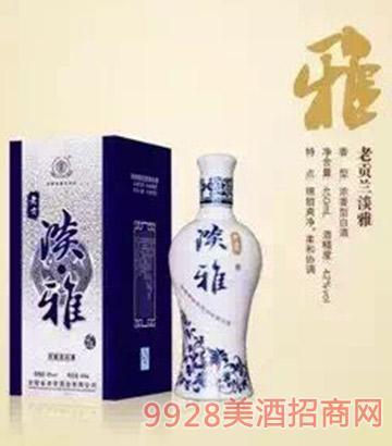 老贡酒兰淡雅42度450ml