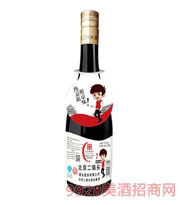 北京二锅头原浆500ml酒