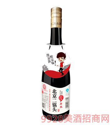 北京二锅头原浆480ml酒