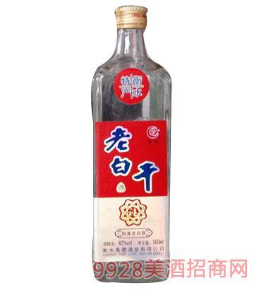 禹池老白干・福酒42度500ml