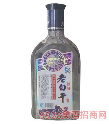 禹池老白干·半斤淡雅酒