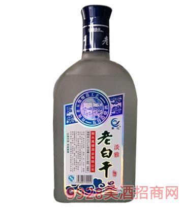 禹池老白干・淡雅酒500ml