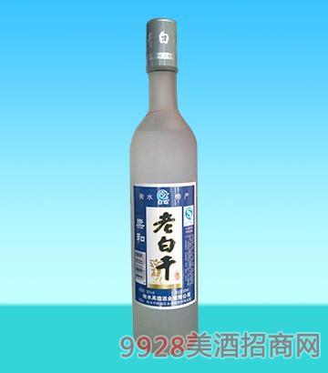 衡水禹池柔和老白干酒52度500ml