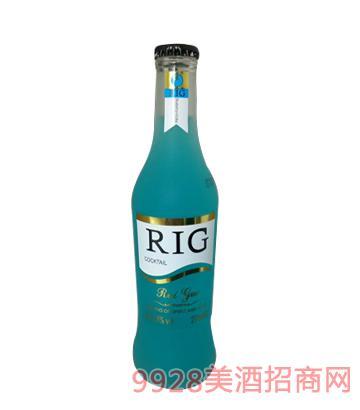RIG蓝莓味鸡尾酒