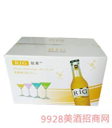 RIG香橙味鸡尾酒箱装