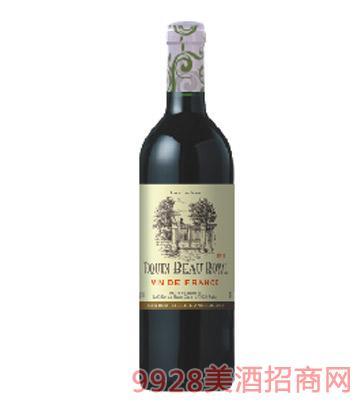 A5法国椭金干红葡萄酒