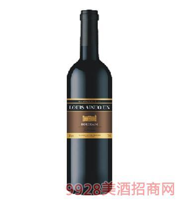 M6陆易艾诺安城堡西拉干红葡萄酒