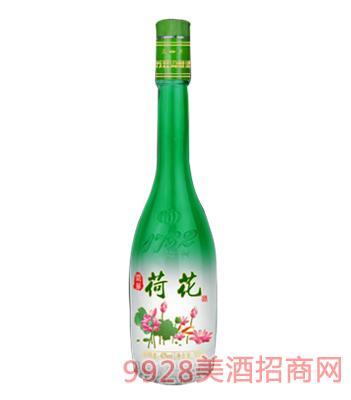 翡翠荷花酒