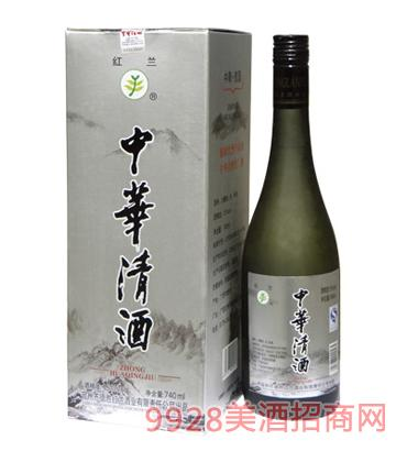 盒装中华清酒750ML