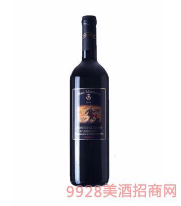 圣玛帝诺蒙蒂安菲红葡萄酒